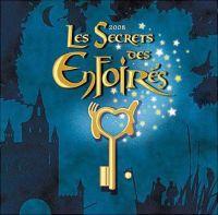 Cover Les Enfoirés - 2008: Les secrets des Enfoirés