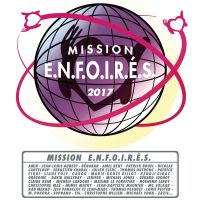 Cover Les Enfoirés - 2017: Mission Enfoirés