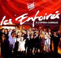 Cover Les Enfoirés - À l'opéra comique