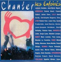 Cover Les Enfoirés - Chanter