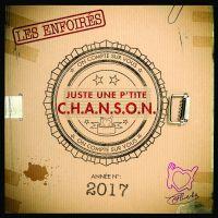 Cover Les Enfoirés - Juste une p'tite chanson