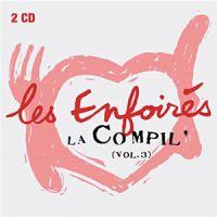Cover Les Enfoirés - La compil' (Vol. 3)