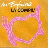 Cover Les Enfoirés - La compil'