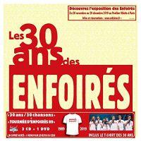 Cover Les Enfoirés - Les 30 ans des Enfoirés