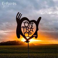 Cover Les Enfoirés - On trace