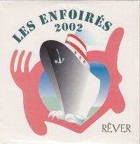 Cover Les Enfoirés - Rêver