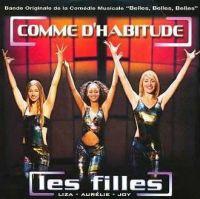 Cover Les Filles - Comme d'habitude