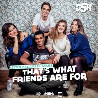 Cover Lester Williams feat. Jaimes - That's What Friends Are For