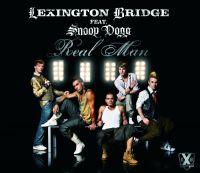 Cover Lexington Bridge feat. Snoop Dogg - Real Man