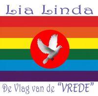 Cover Lia Linda - De vlag van de vrede