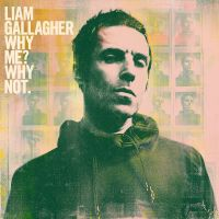 Cover Liam Gallagher - Why Me? Why Not.