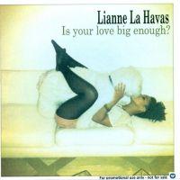 Cover Lianne La Havas - Is Your Love Big Enough?