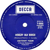 Cover Lieutenant Pigeon - Mouldy Old Dough