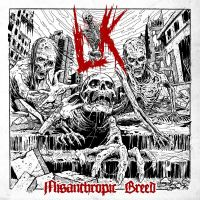 Cover Lik - Misanthropic Breed