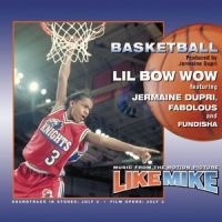 Cover Lil Bow Wow feat. Jermaine Dupri, Fabolous and Fundisha - Basketball