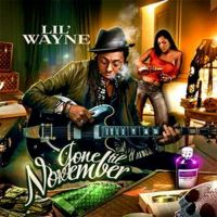 Cover Lil' Wayne - Gone Til November