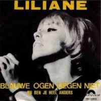 Cover Liliane - Blauwe ogen liegen niet