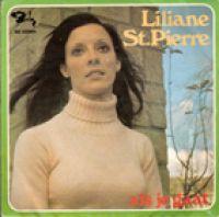 Cover Liliane Saint-Pierre - Als je gaat