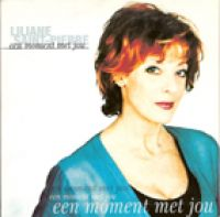 Cover Liliane Saint-Pierre - Eén moment met jou
