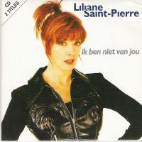 Cover Liliane Saint-Pierre - Ik ben niet van jou
