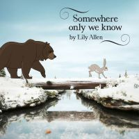 Cover Lily Allen - Somewhere Only We Know