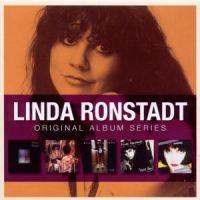 Cover Linda Ronstadt - Original Album Series