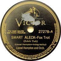 Cover Lionel Hampton - Smart Aleck