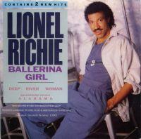 Cover Lionel Richie - Ballerina Girl