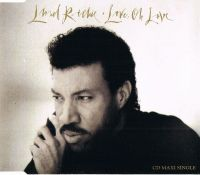 Cover Lionel Richie - Love, Oh Love
