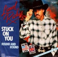 Cover Lionel Richie - Stuck On You