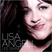 Cover Lisa Angell - Les divines