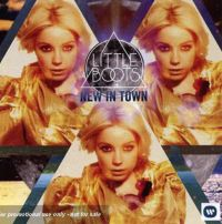 Cover Little Boots - New In Town