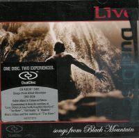 Cover Live - Songs From Black Mountain