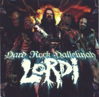 Cover Lordi - Hard Rock Hallelujah