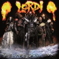 Cover Lordi - The Arockalypse