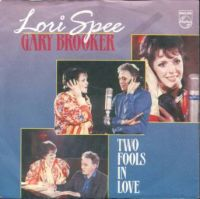 Cover Lori Spee & Gary Brooker - Two Fools In Love