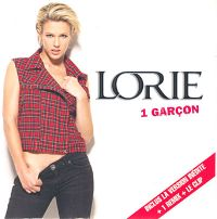 Cover Lorie - 1 garçon