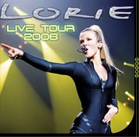Cover Lorie - Live Tour 2006