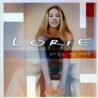 Cover Lorie - Près de moi