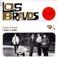 Cover Los Bravos - Black Is Black