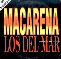 Cover Los Del Mar feat. Pedro Castano - Macarena