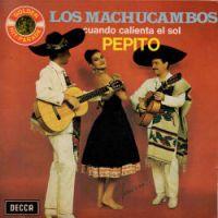 Cover Los Machucambos - Pepito