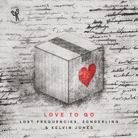 Cover Lost Frequencies, Zonderling & Kelvin Jones - Love To Go