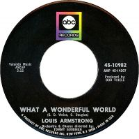 Cover Louis Armstrong - What A Wonderful World