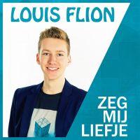 Cover Louis Flion - Zeg mij liefje