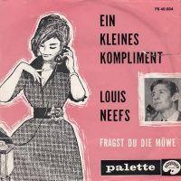 Cover Louis Neefs - Ein kleines Kompliment