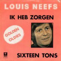 Cover Louis Neefs - Ik heb zorgen