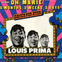 Cover Louis Prima - Oh Marie