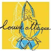 Cover Louise Attaque - À plus tard crocodile