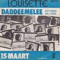 Cover Louisette - Daddeemelee